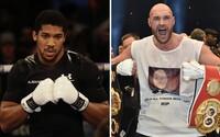Britániu čakajú najväčšie zápasy boxerskej histórie. Anthony Joshua a Tyson Fury sa dohodli rovno aj na odvete