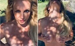Britney Spears opakovane pridáva fotky a videá hore bez. Je to prejav rebélie a boja za vlastnú slobodu?