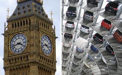 Britom možno zakážu kupovanie áut. Do garáže by nesmel ani elektromobil