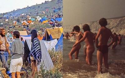Britové odpověděli na legendární Woodstock ještě bláznivějším festivalem. Na Isle of Wight bys zažil i to, co jsi nikdy nechtěl