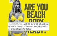 Britská spoločnosť sa postavila proti obezite v kontroverznej kampani a svet zostal pohoršený