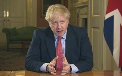 Britského premiéra Borisa Johnsona pozitívne testovali na koronavírus