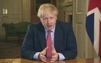 Britského premiéra Borise Johnsona pozitivně testovali na koronavirus