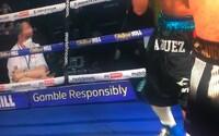 Britský bodový rozhodca sa počas boxerského zápasu vraj pozeral do mobilu. Teraz mu hrozí, že príde o svoju prácu
