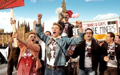 Britský hit Pride si dozaista nájde svojich fanúšikov nielen medzi homosexuálnymi divákmi (Tip na film)