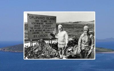 Britský ostrovček duchov, ktorý na 40 rokov zamoril nebezpečný antrax. Krajina sa pripravovala na nacistický útok