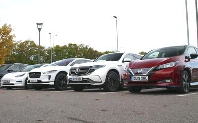 Britský web otestoval dojazd 6 elektromobilov. Najďalej zašla Tesla, najviac prekvapila Kia
