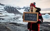 Brňané sesbírali na Antarktidě šest tun odpadu