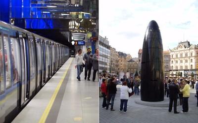 Brno chce postavit metro. V plánu je 15 stanic a jezdit má každých 5 minut
