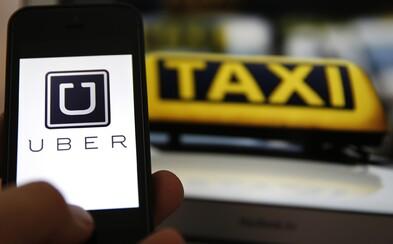 Brno zakázalo Uber. Kvůli rozhodnutí soudu, který je na straně taxikářů, musí služba během několika dní skončit