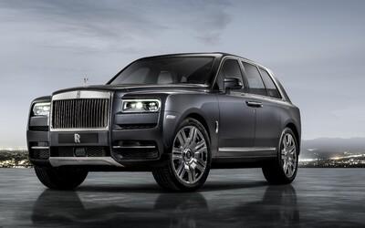 Brodit se vodou s Rolls-Roycem? Nejluxusnější SUV za 8 milionů korun to dokáže