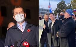Bromhexin a vodka budú po dnešku vypredané, reaguje Igor Matovič na protesty. Týmto ľuďom je odkaz Nežnej revolúcie ukradnutý
