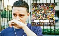 Brooklynská hvězda Brenmar se už zítra podívá do Brna v rámci Red Bull Music Academy Club Night