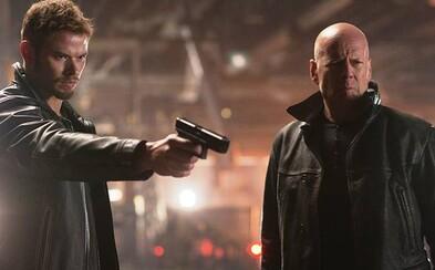 Bruce Willis je opäť v problémoch, najnovšie ho unáša Dan Bilzerian v traileri pre nový akčný film