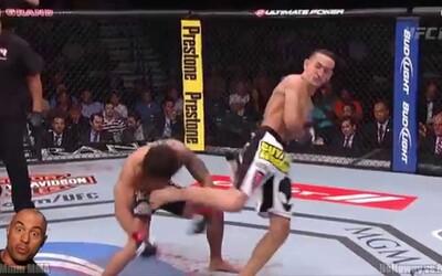 Brutálna kompilácia najlepších knockoutov z otočky v MMA