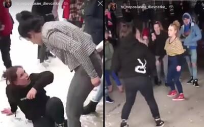 Brutálne video: Košičania organizujú bitky 15-ročných študentiek za 20 €, reagujú Plačková aj Aless