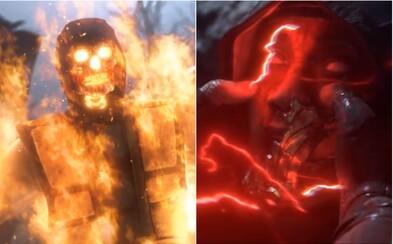 Brutální série Mortal Kombat oznamuje nový díl. Trailer láká na nechutné fatality plné krve