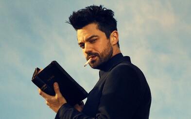 Brutálny Preacher sa už onedlho odlepí zo stránok komiksov a započne tak svoju seriálovú púť. Na čo všetko sa môžeme tešiť?