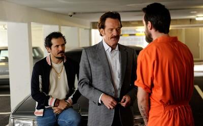 Bryan Cranston sa opäť vracia do drogového biznisu, tentoraz ako tajný agent nasadený na Escobara