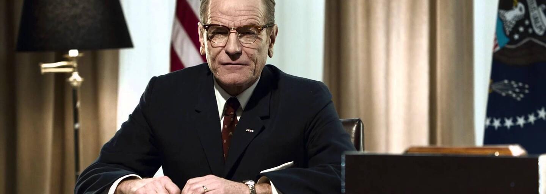 Bryan Cranston sa stáva prezidentom Lyndonom B. Johnsonom v dráme All the Way