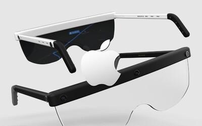 Brýle od Applu realitou? Měly by se ovládat gesty, taková je jejich cenovka