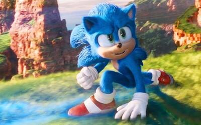 Bude Ježek Sonic povedeným a vtipným filmem? V novém traileru si dělá legraci i z Vina Diesela a Rychle a zběsile