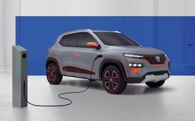 Bude nová Dacia Spring najlacnejším elektromobilom na trhu?