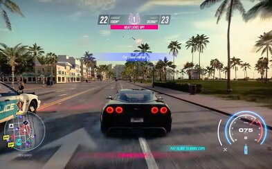 Bude nové Need for Speed nejzábavnější závodní hrou roku? Sleduj úžasné gameplay záběry