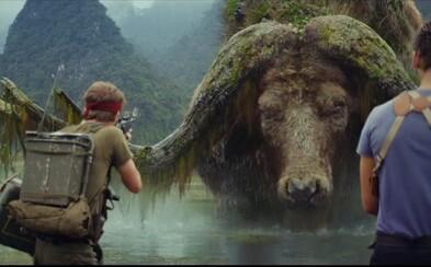 Bude nový Kong temná hororovka, nebo se dočkáme humorných scén a pohodové atmosféry?