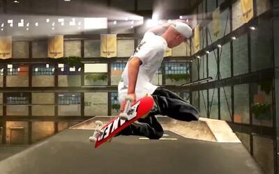 Bude pokračování legendární série propadák? Sleduj nový gameplay trailer na Tony Hawk's Pro Skater 5 a posuď sám