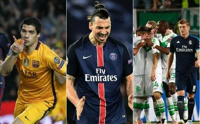 Bude Real Madrid opäť bez trofeje alebo všetci favoriti nezaváhajú? Odvetné zápasy ponúknu odpovede