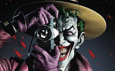 Bude sólovka Jokera pod dohľadom Martina Scorseseho adaptáciou legendárneho The Killing Joke?