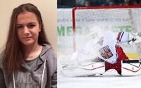"""""""Bude to rychlejší a tvrdší."""" V Porubě by mohla v mužském druholigovém hokejovém týmu chytat poprvé v historii žena (Rozhovor)"""