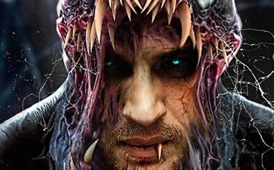 Bude Venom zobrazený väčšinu času len v ľudskej podobe? Tom Hardy označil zdroj daných informácií za nedôveryhodný