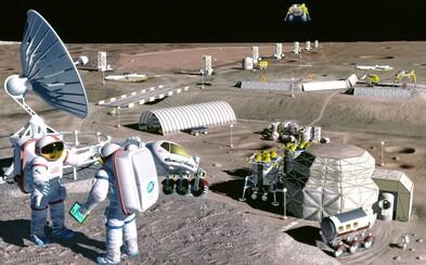 Budeme raz žiť aj na Mesiaci? Podľa vedcov a ich odhadov sa tak stane za menej ako 10 rokov