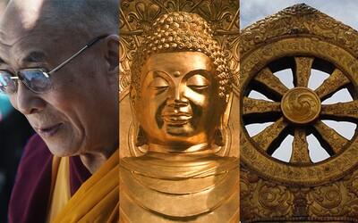 Budhizmus: Náboženstvo bez boha, ktoré sa snaží vymaniť človeka z pozemského utrpenia