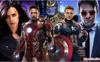 Budú Avengerom v Infinity War pomáhať aj Daredevil, Punisher a ich kolegovia z The Defenders?