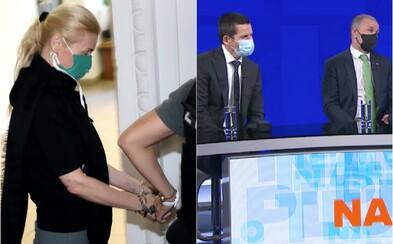 Budú padať aj mená ministrov, Jankovská ešte nepovedala všetko, myslia si kandidáti na policajného prezidenta