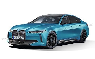 Budúca BMW M5-ka údajne príde ako plug-in hybrid alebo elektromobil s výkonom vyše 1000 koní!