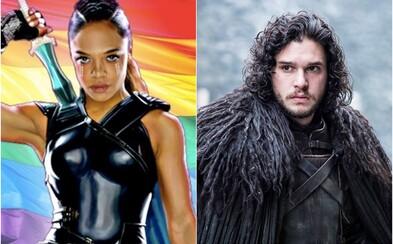 Budoucí filmy Marvelu budou plné diverzifikace, LGBTI a znázorní rovnoprávnost lidí po celém světě