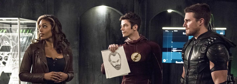 Budúce legendy zo sveta Arrowa a Flasha sú zjednotené v boji proti spoločnému nepriateľovi