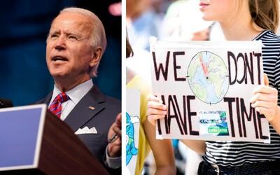 Budúci americký prezident Joe Biden predstavil svoj tím na záchranu klímy a odkázal, že nie je priestor na strácanie času