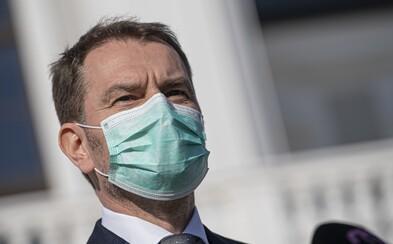 Budúci premiér Matovič chce zakázať vychádzky pre seniorov a zaviesť povinné nosenie rúšok všade