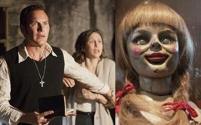 Budúci rok príde do kín Annabelle 3 a James Wan s tvorcom Get Out a Halloweenu natočia film o bábike s umelou inteligenciou