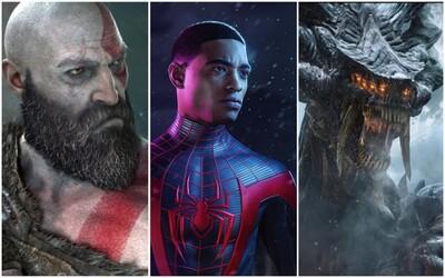 Budúcnosť hrania na PS5 predstavená. Aké exkluzívne hry dostaneš len na novej konzole od Sony?
