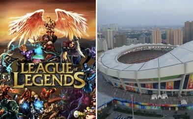 Budúcoročný šampionát v League of Legends má konkurovať olympiáde alebo majstrovstvám sveta vo futbale