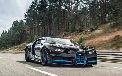 Bugatti Chiron má na krku prvý svetový rekord. F1-kový pilot predviedol 0-400-0 km/h len za 42 sekúnd