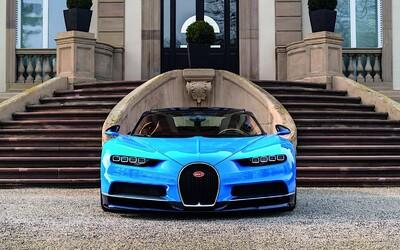 Bugatti Chiron oficiálne: Auto všetkých áut má 8-litrovú W16-ku, 1500 koní a maximálku 420 km/h!