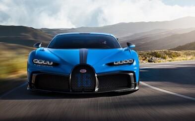Bugatti ponúka špeciálne upravený 1500-koňový Chiron za vyše 3 milióny €