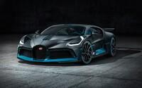 Bugatti přitvrzuje a odhaluje exkluzivitu, která se má za 130 milionů korun předvést zejména v zatáčkách